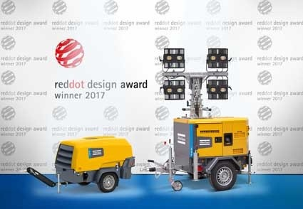 Red Dot Award tilldelas Atlas Copcos